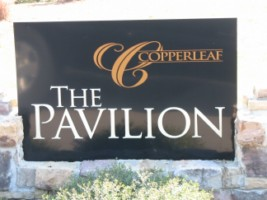 The Pavilion at Copperleaf