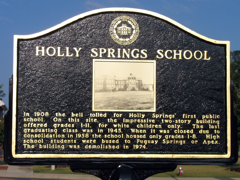 Holly Springs School